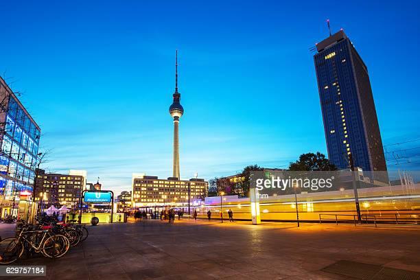 Alexanderplatz Berlin (Berlin, Germany)