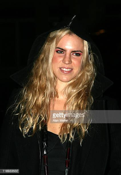 Alexandra Aitken during Move for Aids VIP Charity Event Arrivals at Koko in London Great Britain