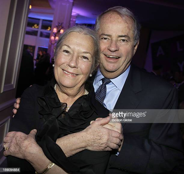 Alexandra Ally parents Andrea Casanova left and Steven Stiles were among the 250 guests who attended The Ally Foundation presents Ally at Rand Gala...