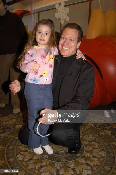 Alexandra and Joe Piscopo attend Chazz Palminteri Hosts Cooley's Anemia Foundations 1st Annual Winter Wonderland Carnival at Pier 60 @ Chelsea Piers...
