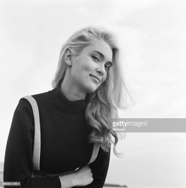 Alexandra Bastedo 18 years old actress from Hove Sussex Friday 18th December 1964 Alex has recently appeared in The Count of Monte Cristo television...