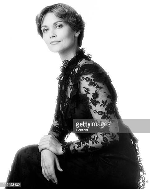 Alexandra Bastedo British actress 18th April 1977