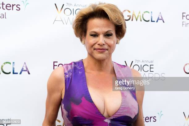 Alexandra Billings attends the Gay Men's Chorus of Los Angeles' 7th Annual Voice Awards at The Ray Dolby Ballroom at Hollywood Highland Center on May...