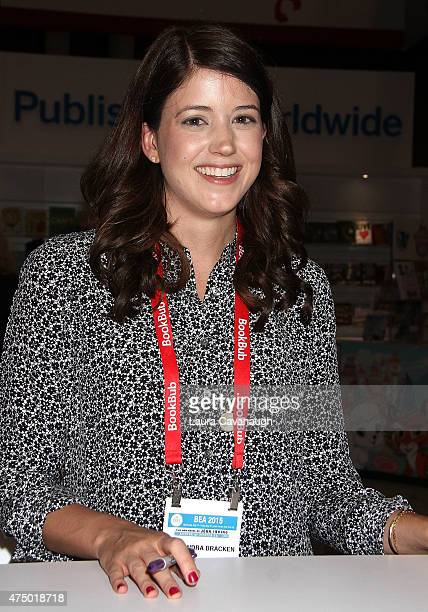 Alexandra Bracken attends BookExpo America 2015 at Javits Center on May 28 2015 in New York City