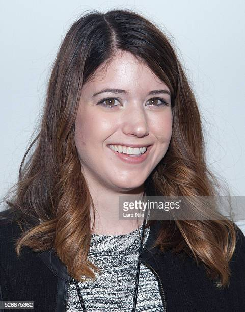 Alexandra Bracken attends the 'Damsels in Distress Need Not Apply' panel during the New York Comic Con at the Javitz Center in New York City �� LAN