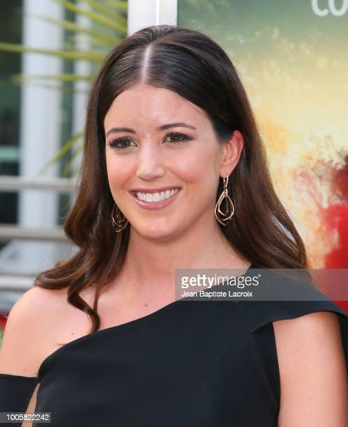 Alexandra Bracken attends the screening of 20th Century Fox's 'Darkest Minds' at ArcLight Hollywood on July 26 2018 in Hollywood California