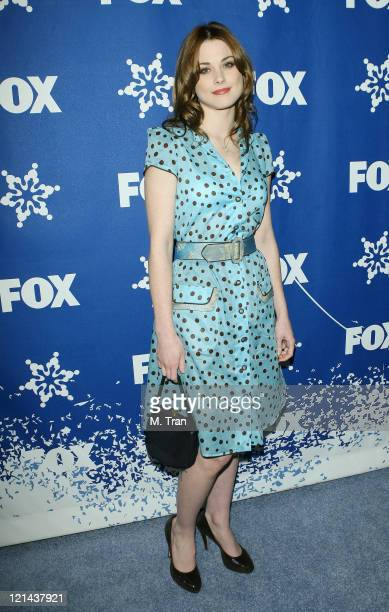 Alexandra Breckenridge during Fox AllStar TCA Party at Villa Sorriso in Pasadena California United States