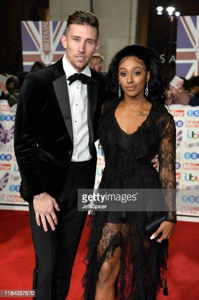 Alexandra Burke attends Pride Of Britain Awards 2019 at The Grosvenor House Hotel on October 28 2019 in London England