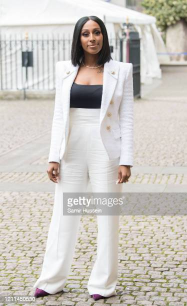 Alexandra Burke attends the Commonwealth Day Service 2020 on March 09 2020 in London England