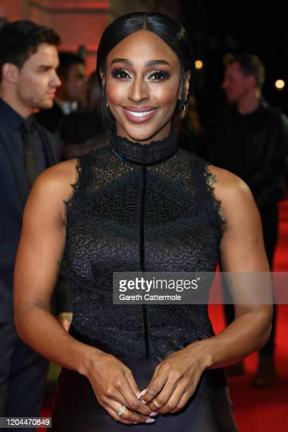 Alexandra Burke attends The Sun Military Awards 2020 at Banqueting House on February 06 2020 in London England