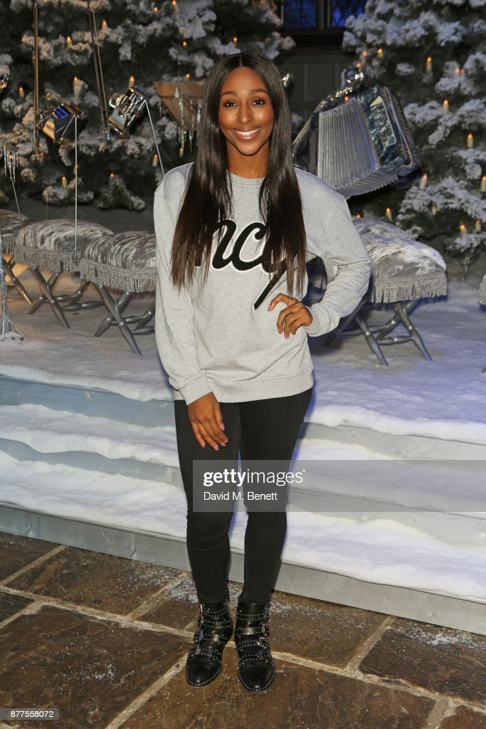 Celebrities Enjoy Hogwarts in the Snow Launch Event at Warner Bros. Studio Tour London - The Making of Harry Potter