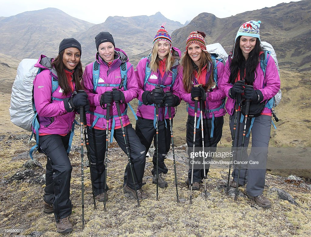 Denise and Fearne's Charity Trek for Breast Cancer -  Day 3
