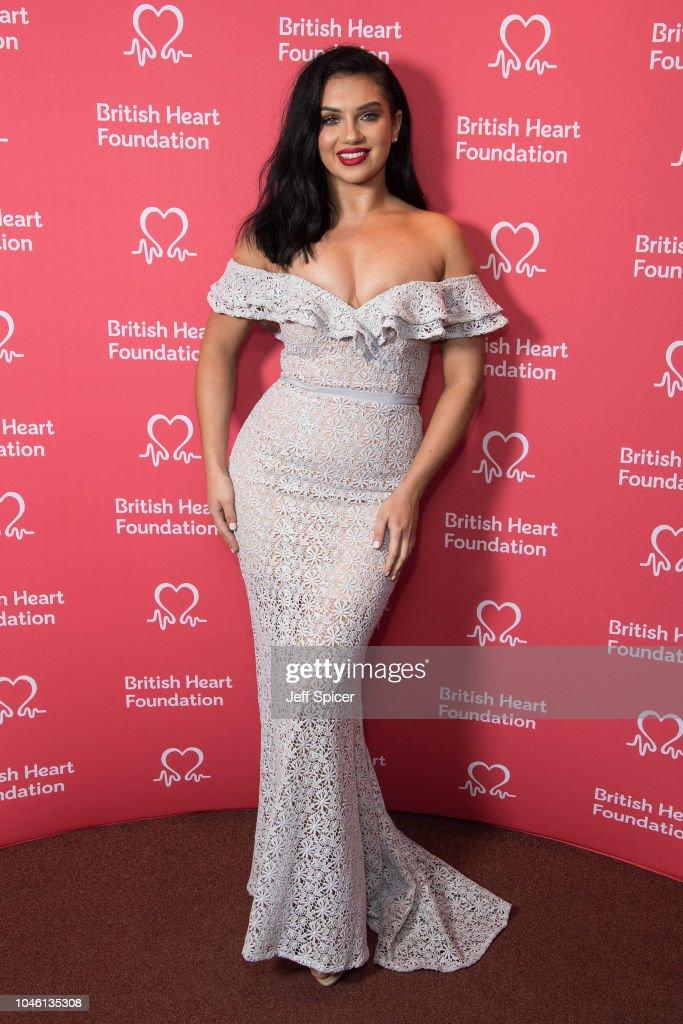 The British Heart Foundation's 'Heart Hero' Awards - Red Carpet Arrivals : News Photo