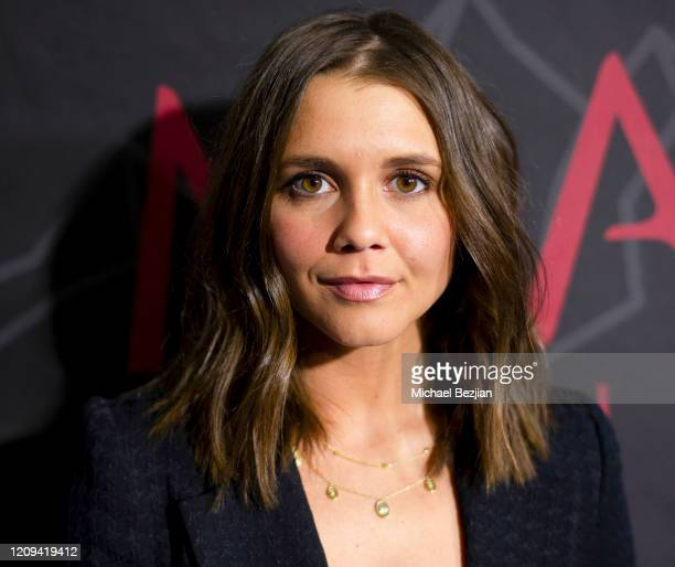 Alexandra Chando arrives at the 3rd Annual Mammoth Film Festival Red Carpet - Friday on February 28, 2020 in Mammoth Lakes, California.