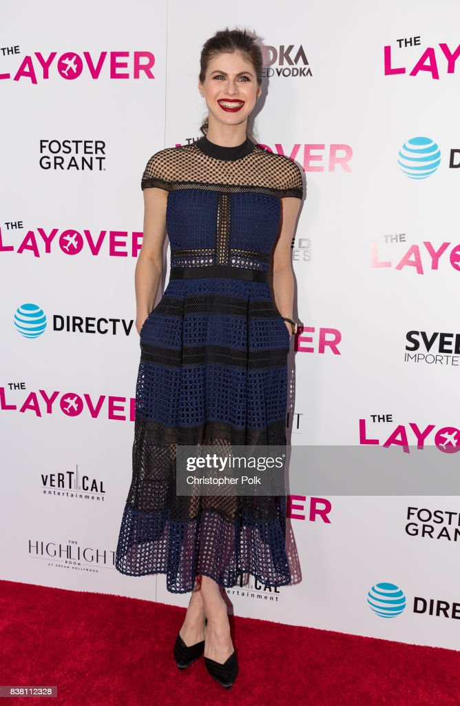 "Premiere Of DIRECTV And Vertical Entertainment's ""The Layover"" - Arrivals"