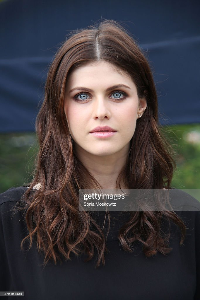 Beach Magazine Cover Party With Alexandra Daddario