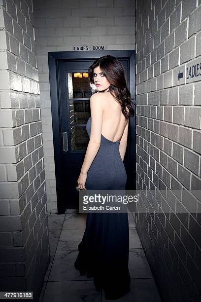 Alexandra Daddario For Gotham Magazine On December 8 2013 In Los Angeles California