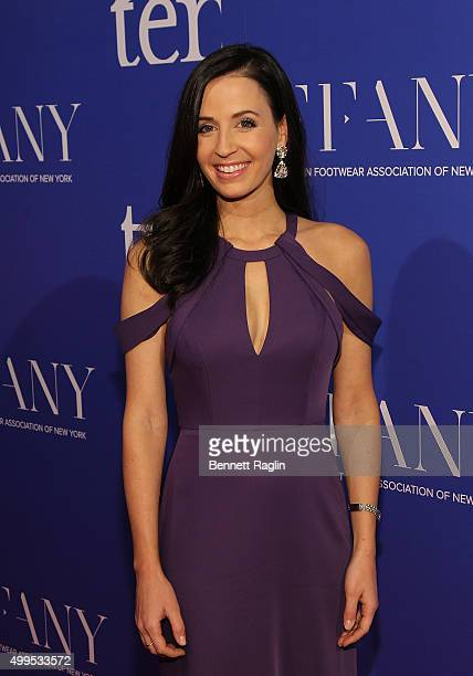 Alexandra Dillard of Dillard's Department Stores attends the 76th Annual Two Ten Footwear Foundation dinner and awards on December 1 2015 in New York...