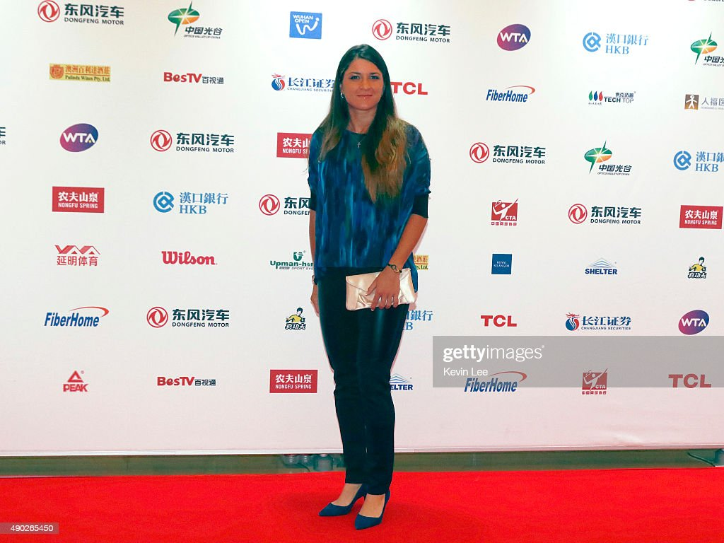 2015 Wuhan Open - Day 1