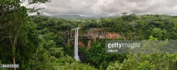 alexandra fällt mauritius - nationalpark stock-fotos und bilder