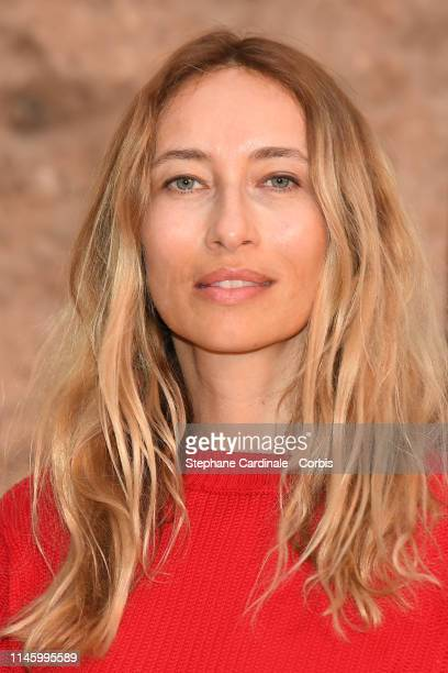 Alexandra Golovanoff attends the Christian Dior Couture S/S20 Cruise Collection on April 29 2019 in Marrakech Morocco