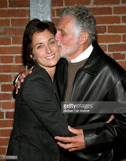 Alexandra Hedison and David Hedison during VDay West LA 2006 Benefit Production of Eve Ensler's The Vagina Monologues Show and After Party at The...