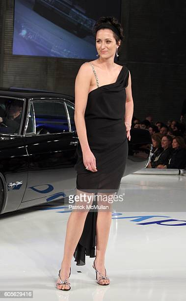 Alexandra Hedison attends General Motors Annual ten Celebrity Fashion Show Runway at 1540 N Vine on February 28 2006 in Hollywood CA