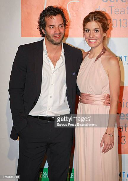 Alexandra Jimenez attends the 2013 Ceres Award during the International Classic Theatre Festival on August 30 2013 in Merida Spain