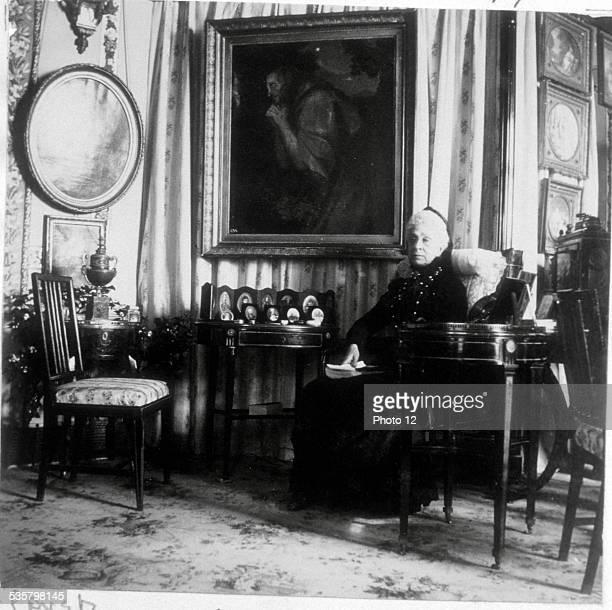 Alexandra Josefovna Grand Duchess Constantine of Russia née Princess of SaxeAltenburg Married Grand Duke Constantine Nikolaievich of Russia in 1848