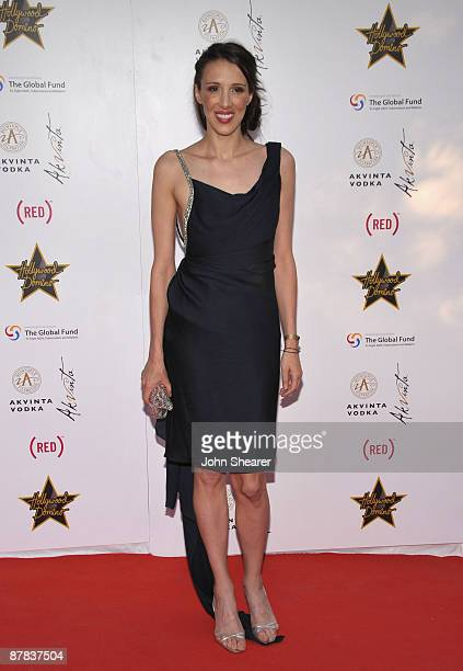 Alexandra Kerry attends the Akvinta Presents 'A Night of Hollywood Domino' at The House at Cannes during the 62nd Annual Cannes Film Festival on May...