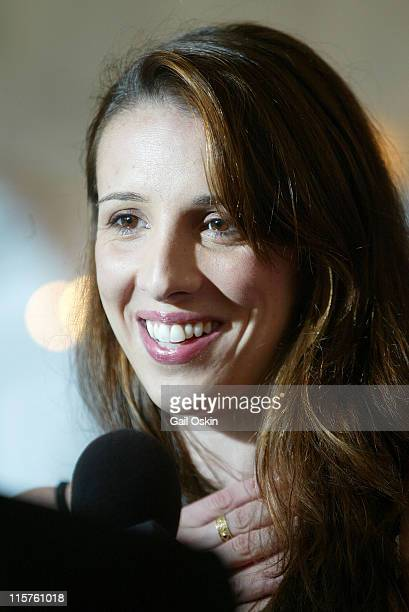 Alexandra Kerry during 11th Annual Nantucket Film Festival NBC Universal Screenwriters Tribute to Steve Martin June 18 2005 at Sconset Casino in...