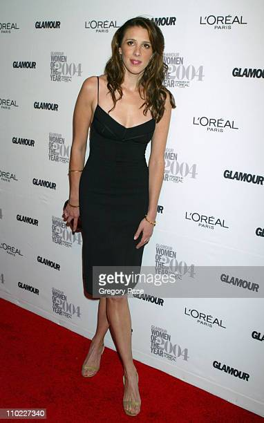 Alexandra Kerry during Glamour Magazine Salutes The 2004 Women of the Year Red Carpet at American Museum of Natural History in New York City New York...