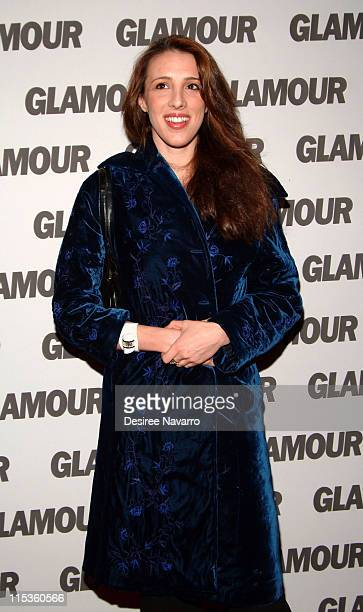Alexandra Kerry during GLAMOUR Magazine's Celebration of Their First Ever Hero Issue at DavidBurke and Donatella in New York New York United States