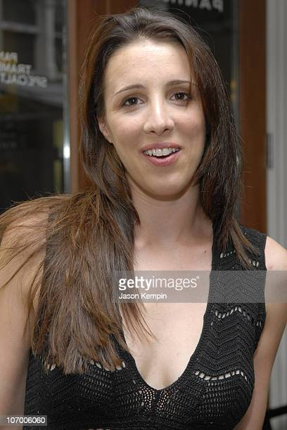 Alexandra Kerry during Women's Leadership Forum of The Democratic National Committee Meeting In New York City July 11 2006 at Art Et Maison in New...