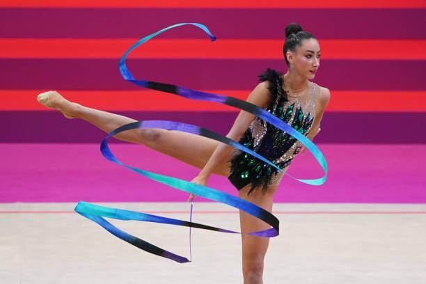 JPN: 38th FIG Rhythmic Gymnastics Championships - Day 2