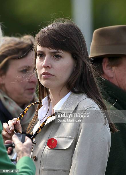Alexandra Knatchbull attends day 5 of the Royal Windsor Horse Show on May 12 2013 in Windsor England