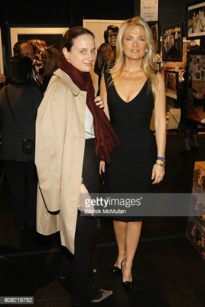 Alexandra Kotur and Cornelia Guest attend HUMANE SOCIETY OF NEW YORK 103rd Anniversary Benefit Photography Auction at BARYSHNIKOV ARTS CENTER on...