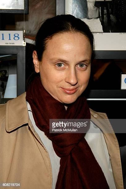 Alexandra Kotur attends HUMANE SOCIETY OF NEW YORK 103rd Anniversary Benefit Photography Auction at BARYSHNIKOV ARTS CENTER on April 16 2007 in New...