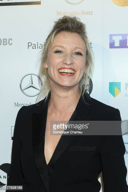 Alexandra Lamy attends the 26th 'Trophees Du Film Francais' Photocall at Palais Brongniart on February 05 2019 in Paris France