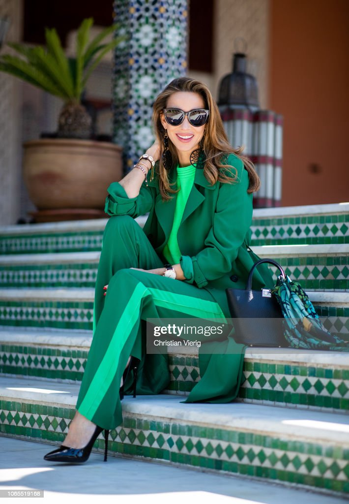 MAR: Street Style - Marrakech - November 26, 2018