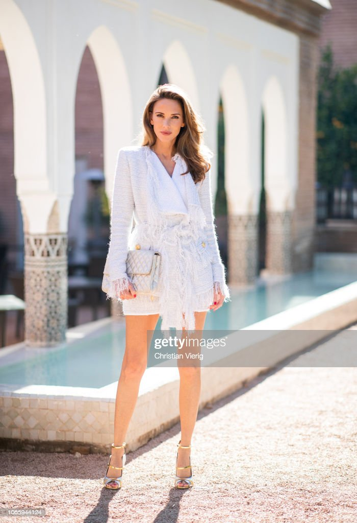 MAR: Street Style - Marrakech - November 27, 2018