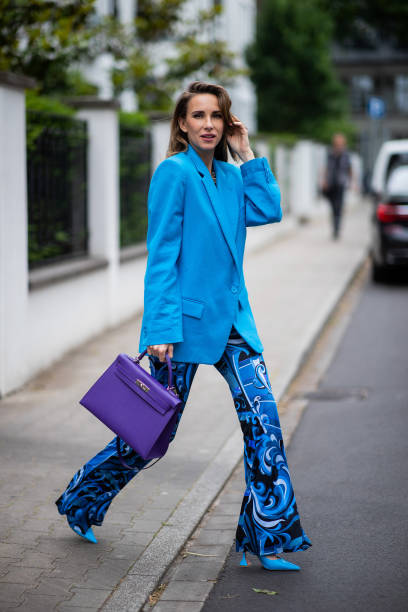 DEU: Street Style - Dusseldorf - June 4, 2020