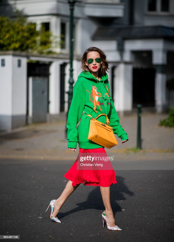 Street Style - Duesseldorf - May 3, 2018