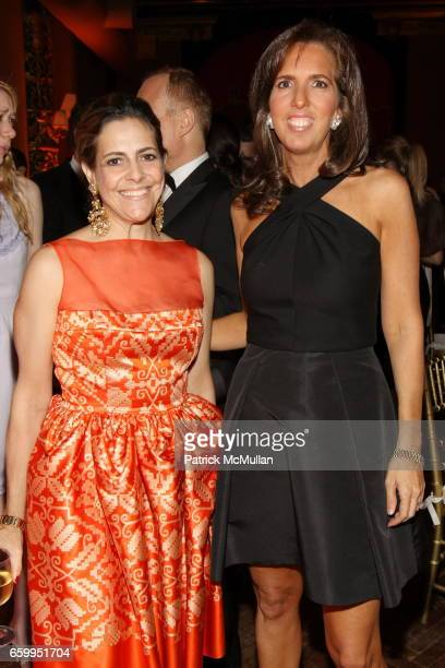 Alexandra Lebenthal and Liz Lange attend Hale House Center 40th Anniversary Benefit at The Prince George Ballroom on May 19 2009 in New York City