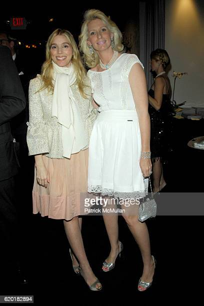 Alexandra Lind Rose and Mary Snow attend The Spring International Art Antique Show Benefiting LENOX HILL NEIGHBORHOOD HOUSE Underwritten by ROLEX at...