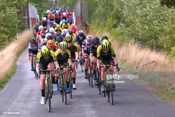 Alexandra Manly of Australia / Amanda Spratt of Australia / Gracie Elvin of Australia / Annemiek Van Vleuten of The Netherlands / Team...