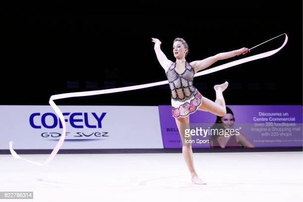 Alexandra MARTINCEK Internationaux de GRS Thiais