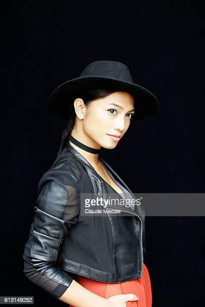 Alexandra Masangkay during the 64th International Film Festival of San Sebastian on September 29 2016 in San Sebastian Spain