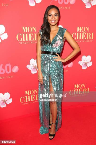 Alexandra Maurer during the Mon Cheri Barbara Tag at Postpalast on November 30 2017 in Munich Germany
