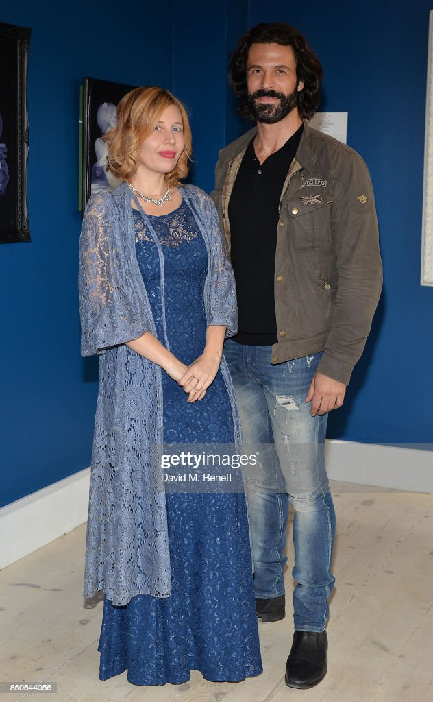 """Dorothy Circus Gallery 10th Anniversary Exhibition """"Pages From Mind Travellers Diaries"""" - Private View : News Photo"""